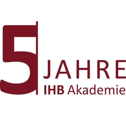 5 Jahre IHB Akademie Logo